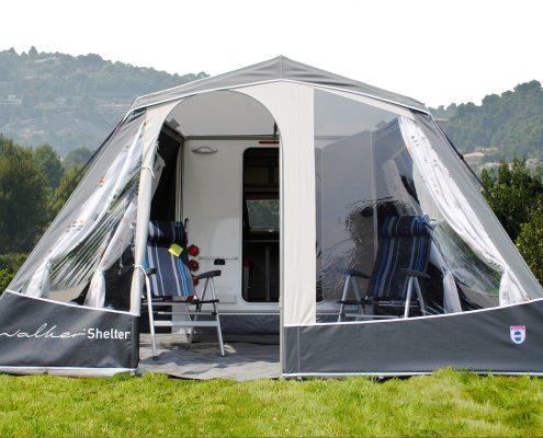 Walker Shelter